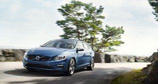Volvo V60 D6 Plug In Hybrid R-Design