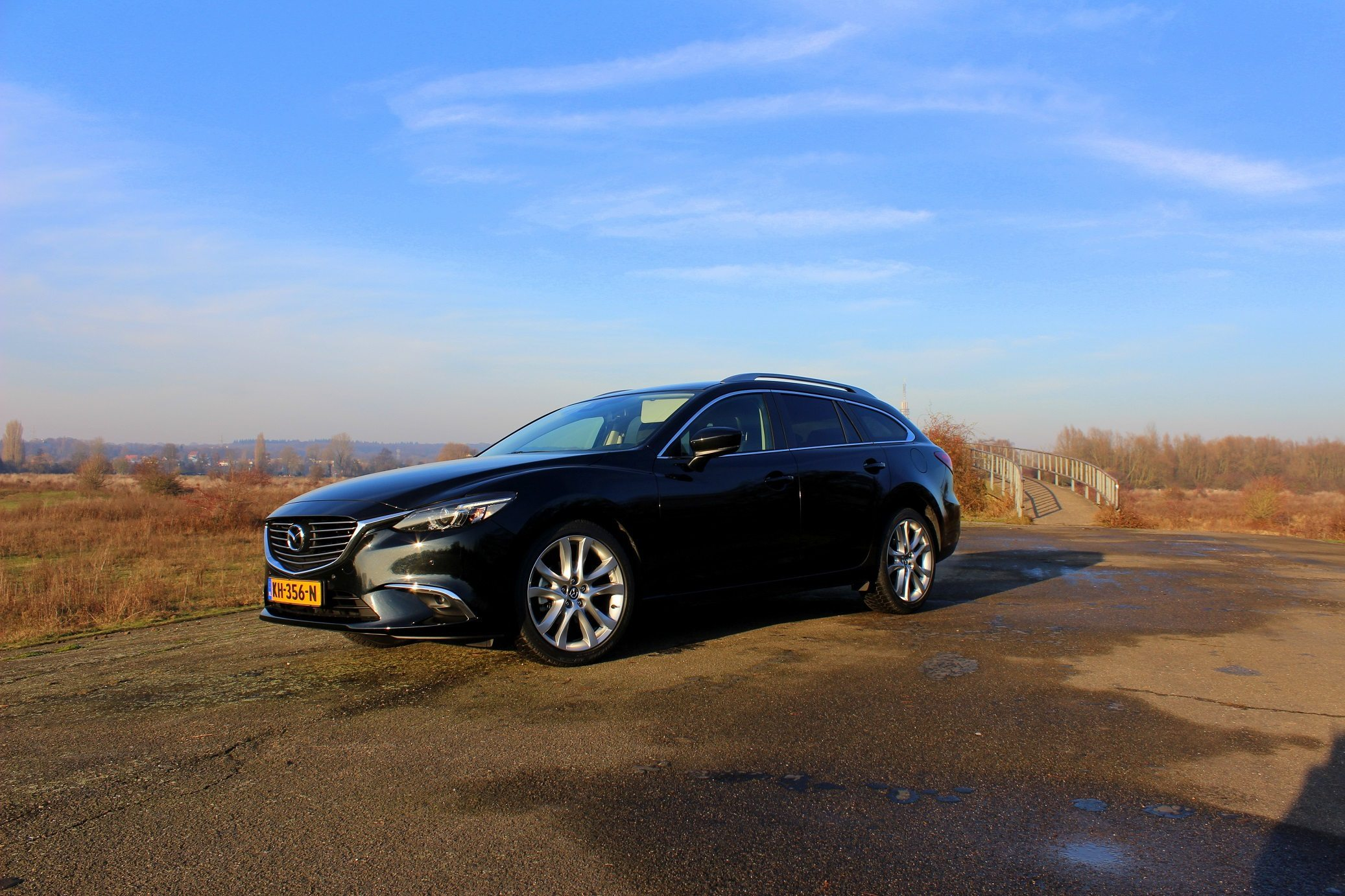 Regiolease Team Test Nieuwe Mazda 6 Sportbreak Skylease Gt