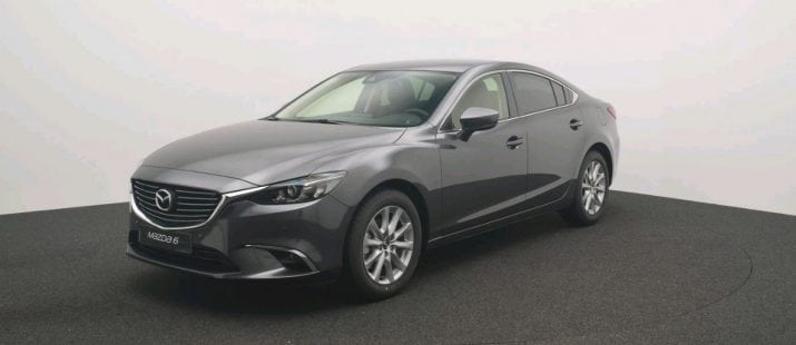 mazda3 machine gray