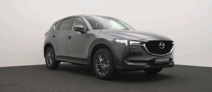 cx-5 machine gray