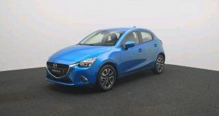 mazda2 dynamic+ blue