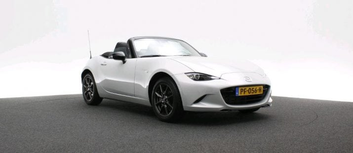 mazda mx-5 ceramic white