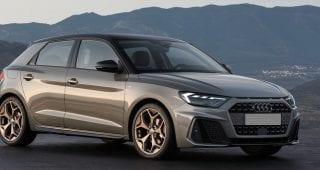 Audi A1 Sportback nieuw