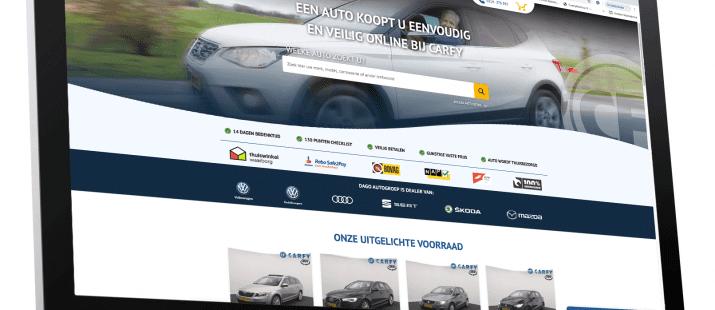 CarFY-website